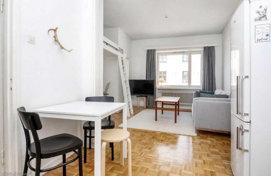 Torkkelinkatu 4 | Helsinki Apartment